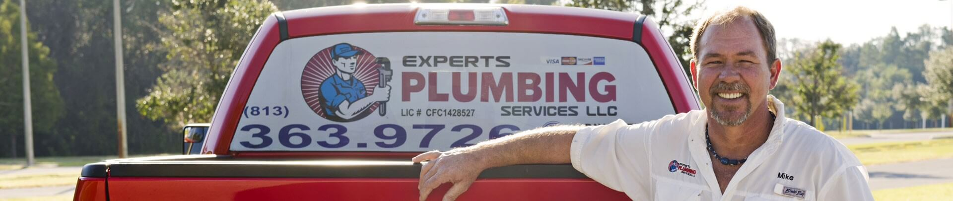 Experts Plumbing Services, LLC - Refer A Friend